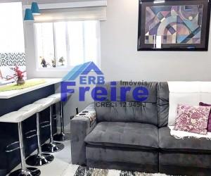 Apartamento em SANTO ANDRÉ - SANTO ANDRÉ por 270.000,00